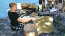 Пономарев Павел Эдуардович (30 лет, Сочи) - FDT Feeling Good (drum cover)