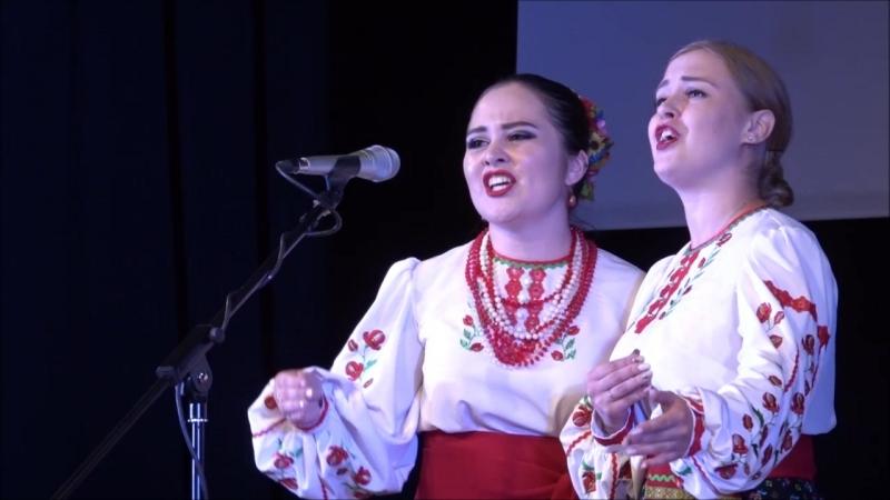 Анастасия Нечитайло и Настасия Иванова- Голубые голуби