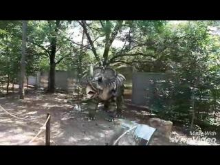 Затерянный мир парк динозавров в Евпатории