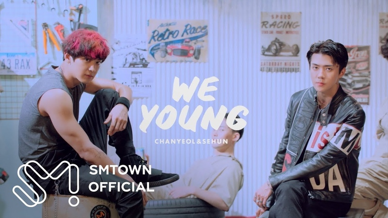 [STATION X 0] 찬열 (CHANYEOL) X 세훈 (SEHUN) We Young MV Teaser