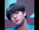 His slightly pouted lips with his head tilt and the little eyebrow scrunch he di ( LQ ).mp4