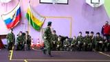 Показательные выступления на День Защитника Отечества 22.02.2014