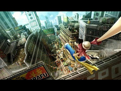 ONE PIECE World Seeker - Gameplay Trailer
