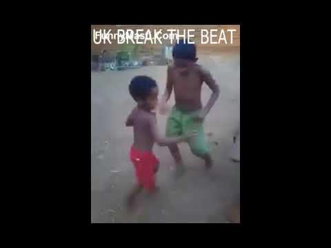 Crazy Children Celebration After Summer Leave Start