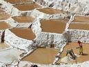 80 чудес света: Перу: Соляные прииски инков: Часть 2