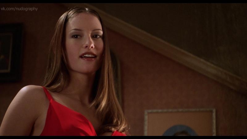 Кайлер Ли (Chyler Leigh) в фильме Недетское кино (Not Another Teen Movie, 2001, Джоел Галлен) 1080p - Голая? Ножки