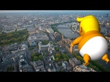 Trump Baby blimp will fly over UK parliament during presidents visit