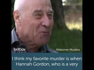 Нил Даджен, Джейсон Хьюз и Джим Паркер о необычных способах убийств в Midsomer
