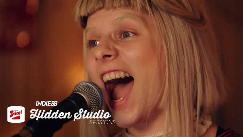 AURORA (Full Performance) Stiegl Hidden Studio Sessions