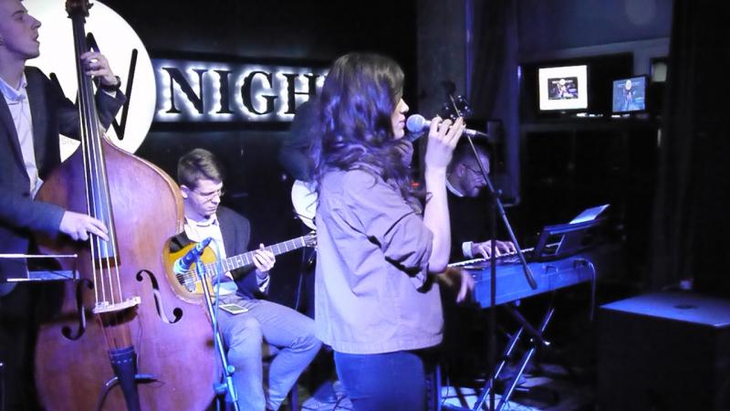 Bagirov Jam Session (White Night Music Joint Club)