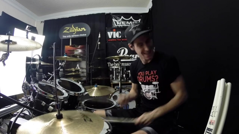 The Feast The Famine - Drum Cover - Foo Fighters - ZBT_ZHT Series