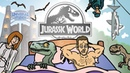 Jurassic World Trailer Spoof TOON SANDWICH