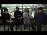 Интервью с группой Rage. Прямая трансляция