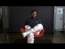Kendrick Lamar в блиц-опросе (перевод) [2017]