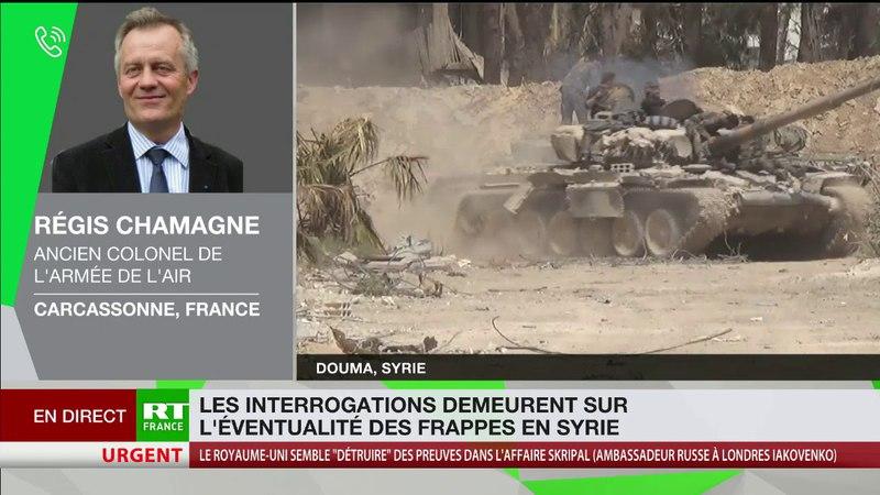 Régis Chamagne : «Ce qui se joue en Syrie, c'est le changement de paradigme géopolitique»