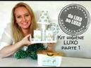 DO LIXO AO LUXO/ KIT HIGIENE RECICLANDO LATINHAS - DIY RECYCLED