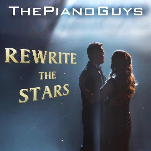 The Piano Guys альбом Rewrite the Stars