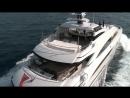 Морская супер яхта Mondo для длительных путешествий