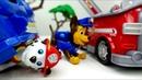 Paw Patrol giocattoli per bambini Chase e Marshall