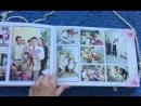 Яркая свадебная фотокнига Элит 2820