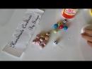 Квилтинг. Объемные шарики. Бусины из бумаги