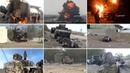 مشاهد السيطرة على مواقع العدو جنوب كيلو16 في عملية هجومية واسعة للجيش واللجان الشعبية