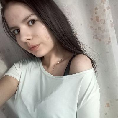 Анастасия Тюкавкина