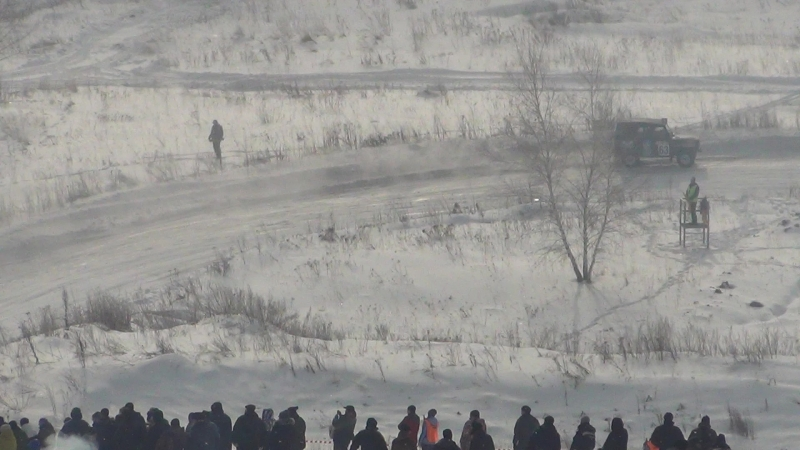 Автокросс Русская Зима Т1-2500 полный привод 24.02.2018 1ый финал