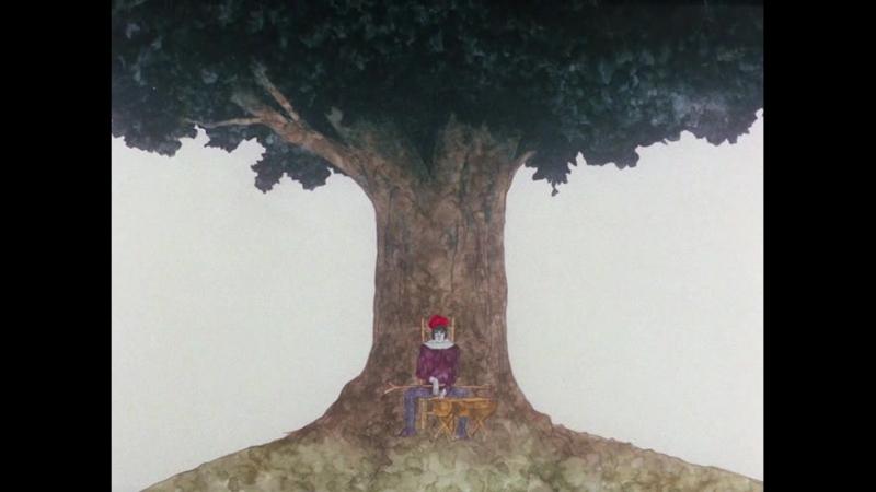 Печальная Белладонна | Belladonna of Sadness (Ямамото Эйити) 1973