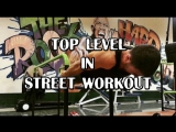 TOP LEVEL IN STREET WORKOUT