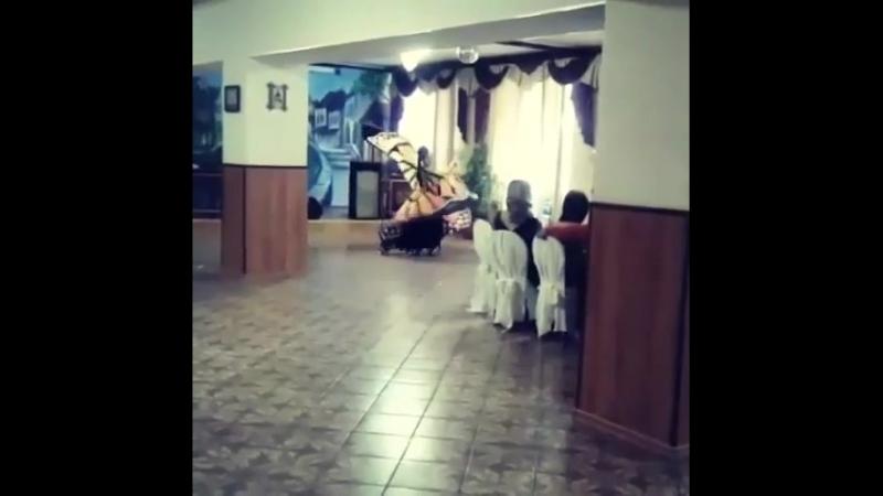 Регина Нигматулина. Танец с крыльями бабочка