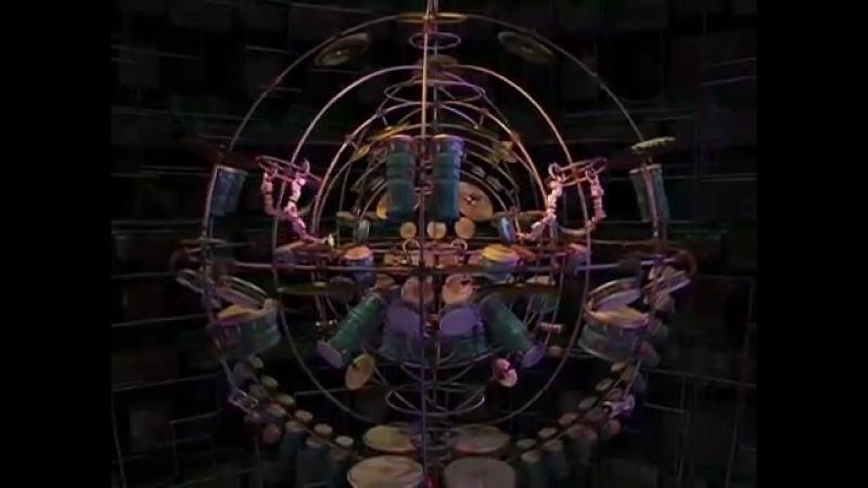 [Animusic] - Gyro Drums
