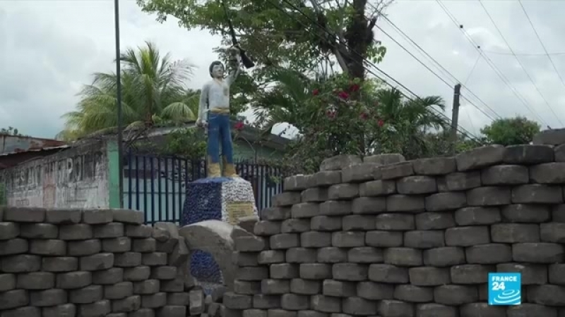 🇳🇮 Au Nicaragua, les manifestants barricadent leurs propres villes