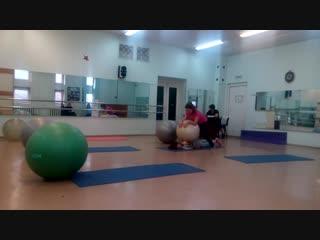 Урок физкультуры в ПГ