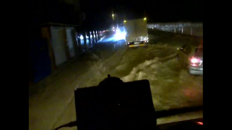 наводнение в Шепси