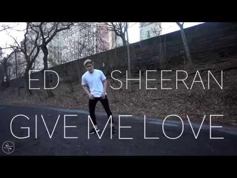 Kenichi Kasamatsu Give Me Love Ed Sheeran @edsheeran
