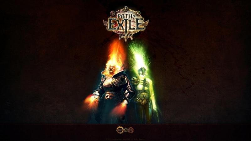 Path of Exile - Начало!