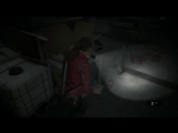 Resident Evil 2 (2019 Remake) - 10 Minutes of Claire Redfield Gameplay