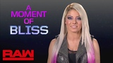 Alexa Bliss opens up about her first meeting with Trish Stratus Raw, Oct. 1, 2018