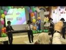 танец джентельменов в исполнении Николаши на выпускном празднике в детском саду