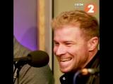 Джоди и The Backstreet Boys на BBC Radio 2 (121018)