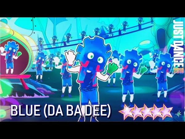 Just Dance 2018 - Blue (Da Ba Dee) ► Megastar (Piano cover)