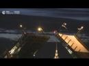 Санкт-Петербург. Проход канатоходца между пролетами Дворцового моста. Прямой эфир: 27 мая 2018