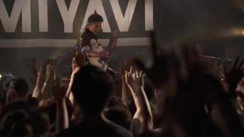 MIYAVI Flashback from -MYV CREW Exclusive DVD- Birthday Live 2018