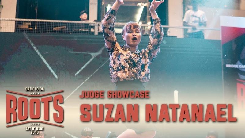 Suzan Natanael (INA) | Judge Showcase | Eat D Beat 2018 Bandung, Indonesia | RPProds