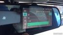 Регистратор Зеркало Vehicle Blackbox DVR в машиине