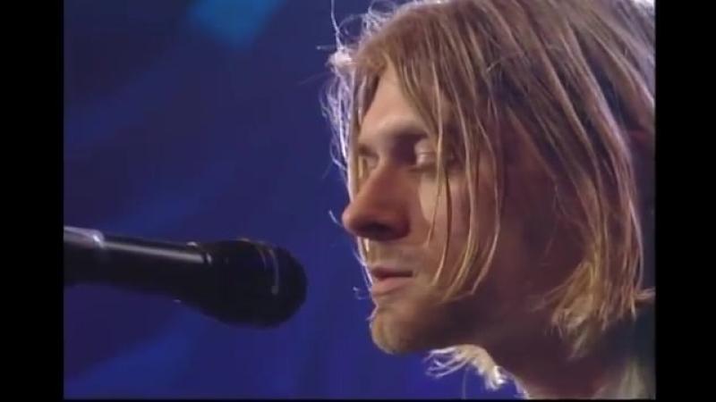 Nirvana - Where did you sleep last night (HD)