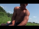 Romanian boys wrestle for fun - outdoor max vs alex - part 1