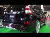(4K)TOYOTA LANDCRUISER PRADO 150 - Osaka Auto Messe 2015 大阪オートメッセ2015・ランドクルーザープラ