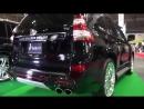 4KTOYOTA LANDCRUISER PRADO 150 - Osaka Auto Messe 2015 大阪オートメッセ2015・ランドクルーザープラ